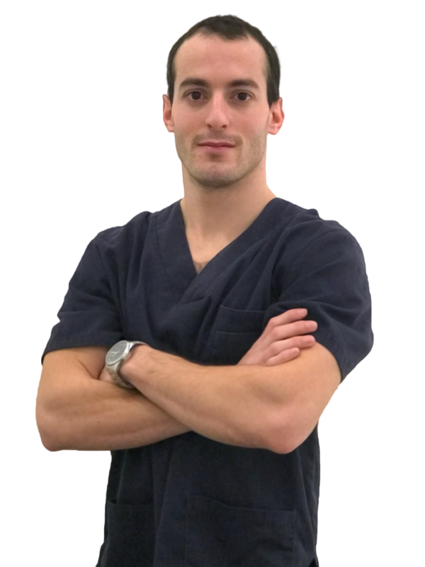 Dr. Víctor del Rey Grabulós, odontólogo